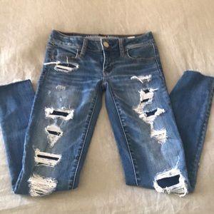 AEO Super Stretch Jeans